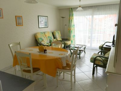 """Appart """"Flora"""" any comfort with garage and Wifi - Stella beach (Le Touquet)"""