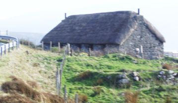 Thatched Cottage in Waternish