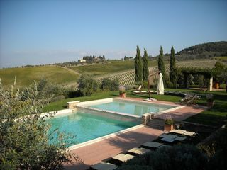 Gaiole in Chianti apartment photo