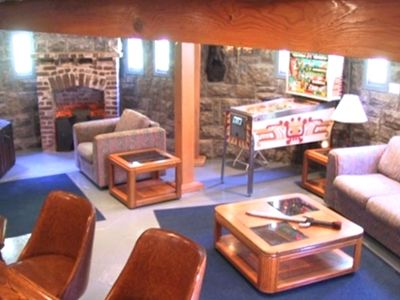 Ben Lomond castle rental - Buzzy and Paul's Dungeon