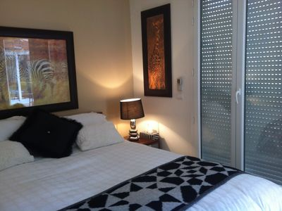 Monaco apartment rental - bedroom 1, with ensuite