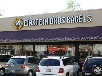 Local bagel bakery