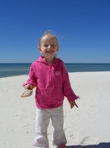 My Daughter Will Tell You, the Beach is Lovely Even in the Off-Season