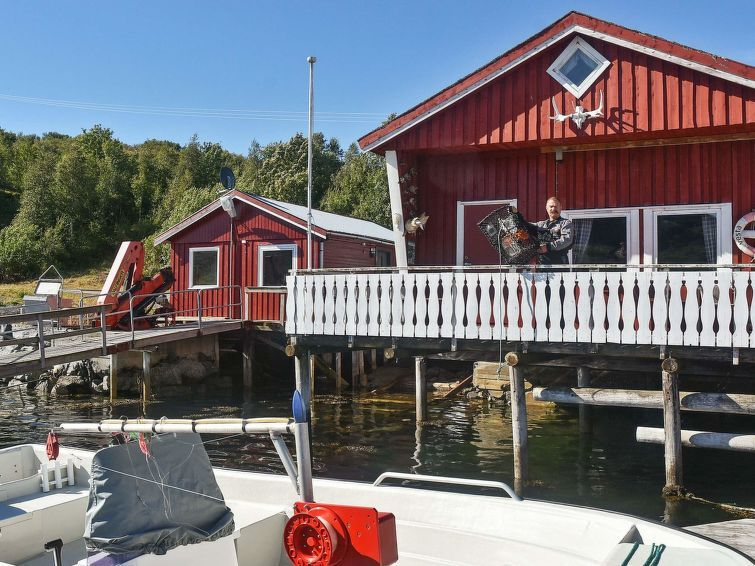 Vacation home Steinvik  in Oksvoll, Central Norway - 6 persons, 3 bedrooms