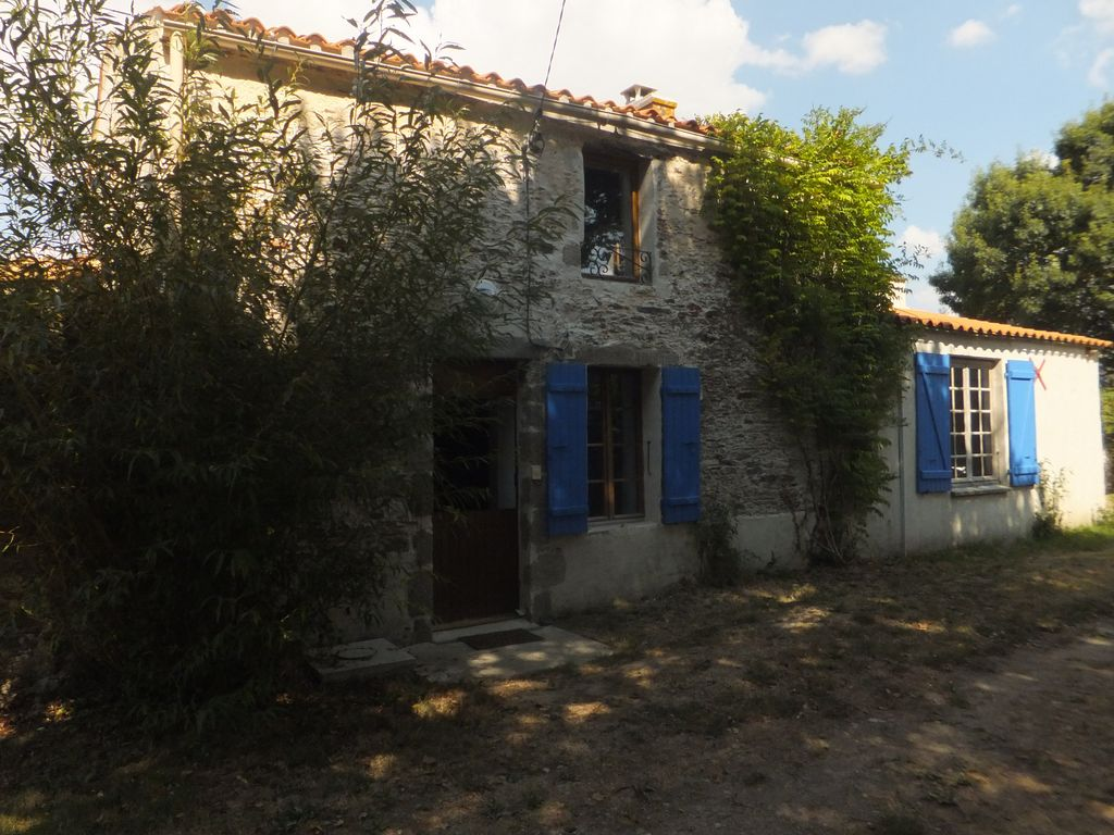 Le Moulin De La Blaire Charming Cottage In Rustic And