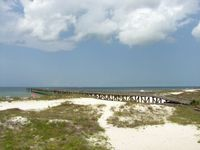 Mexico Beach, Gulf Front, Steps From The Pier, Newly Renovated ~ Chilling The Most