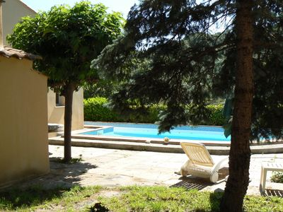COLETTE'S GARDEN, HOUSE RESIDENCE WITH PRIVATE POOL FOR 6 PEOPLE