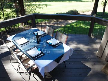 Murphys townhome rental - Summer Patio Dinners