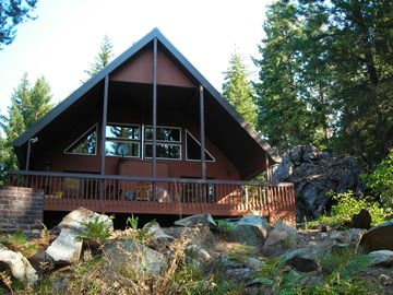Leavenworth house rental