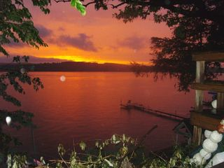 Sunset at Camelot.... - Canandaigua cottage vacation rental photo