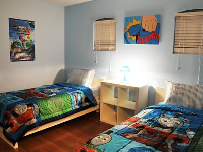Hampton Lakes villa rental - Boys Room