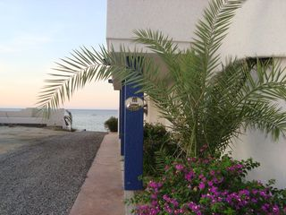 Los Barriles villa photo - Private beach area for outdoor living in Baja