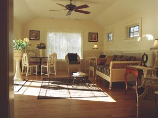 Old Saybrook cottage photo - Living Room-Back