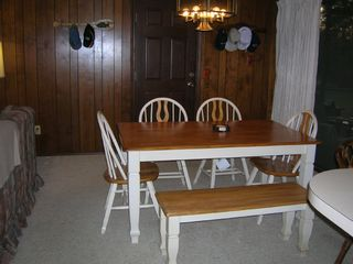 West Branch house photo - Spacious dining area