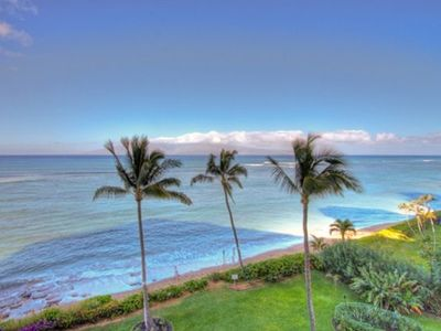another picture perfect view  from lanai