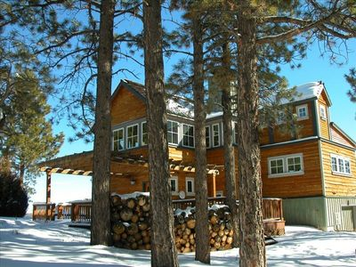 Rocky Mountain Couple Retreat