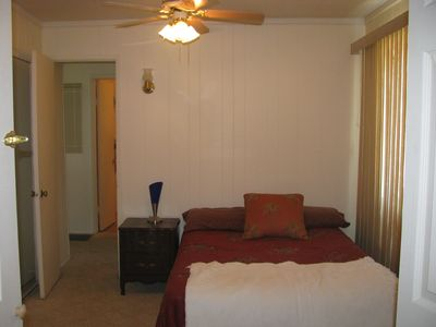 Pomme de Terre Lake house rental - Bedroom 2
