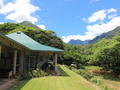 Iao Valley; Centrally Located On 30 Verdant Acres