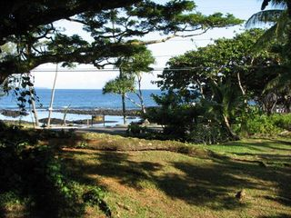 Hilo house photo - Panoramic picture 1/2. View from Living Room