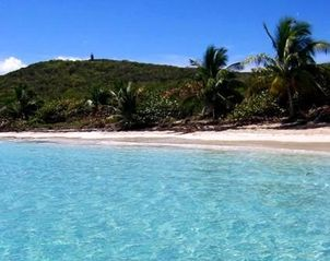 Culebra villa photo - One of a few Unprecedented Beaches on Culebrita Island..