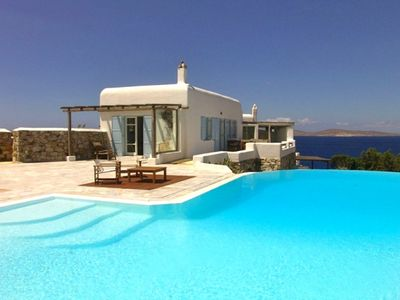 Charming small villa with easy access to Mykonos Town