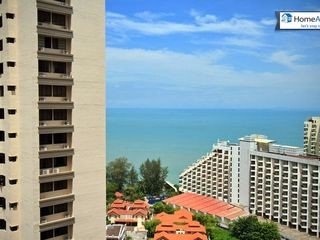 Penang condo photo - Sew view from living room and master bedroom