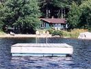 Branch Lake cottage vacation rental photo