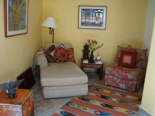 San Miguel de Allende house photo - reading nook- so relaxing