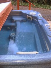 Sequim lodge photo - Hot Tub