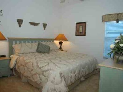 Glenbrook Resort villa rental - King Bedroom with Ensuite Bathroom