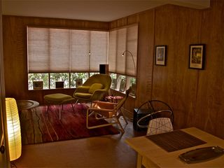 Tucson condo photo - Welcome to an authentic 1948 Mid Century Modern home, artistically restored.