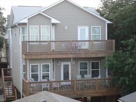 Front View Site 1106 - All bedrooms open to a deck