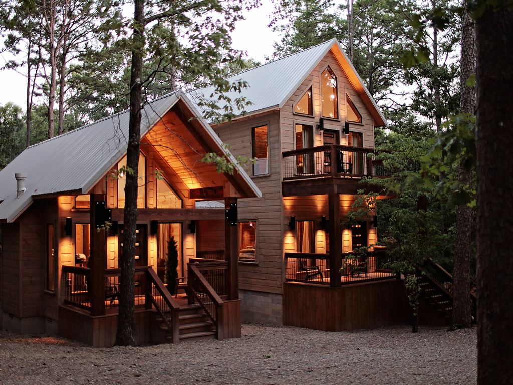 Tranquil Skies Brand New Cabin In Broken Bow Vrbo