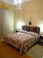 Balestrate house photo - Yellow bedroom (queen size only available)