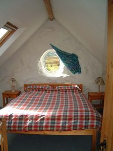 Converted Cowshed Bedroom
