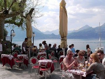 Lakeside Cafe - Varenna