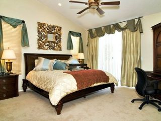 Chandler house photo - Luxury Master Bedroom - Comfy KING bed and TV