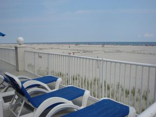 Wildwood Crest condo photo - View from the sundeck