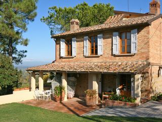 Montaione farmhouse photo