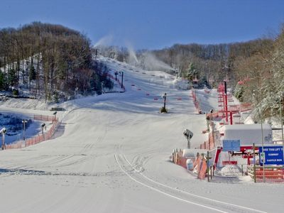Shred the slopes at Ober Gatlinburg