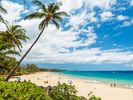 Breathtaking Charlie Young Beach right across the street! - Kihei condo vacation rental photo