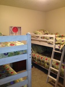 Basement Bunkroom, Sleeps 4