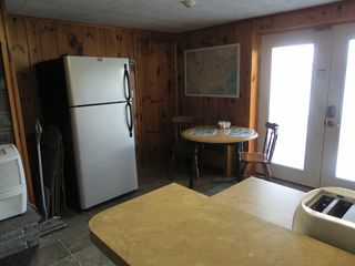 Cooperstown apartment photo - Full Size Refrigerator