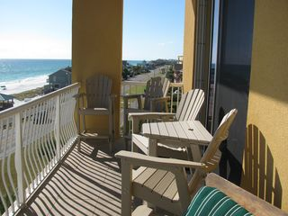 Oversized Balcony West Views - Beach Retreat Condos condo vacation rental photo