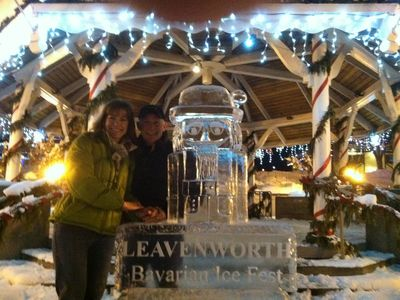 LEAVENWORTH IN ONLY 10 MINS AWAY for FESTIVAL LIGHTINGS, THEATER AND MORE!