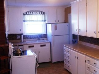 Old Orchard Beach house photo - Fully Applianced Kitchen w/ Dishwasher
