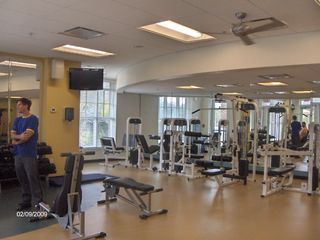 Isle of Palms condo photo - Workout Facility