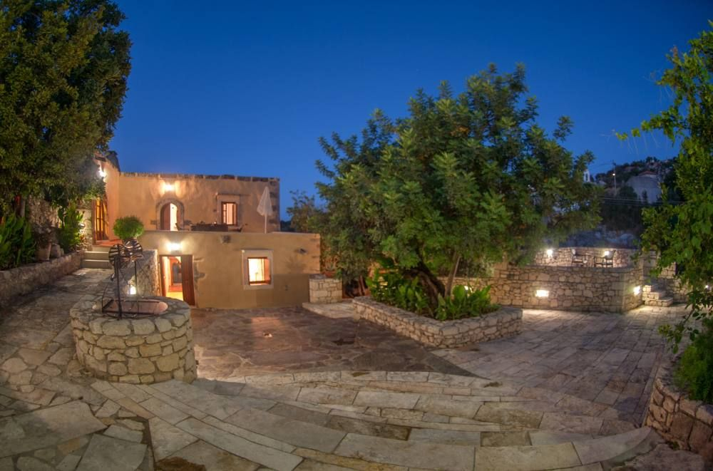 Air-conditioned accommodation, 160 square meters , Réthymno
