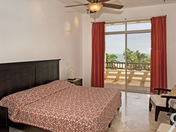 Los Suenos Master Bedroom Suite Ocean view