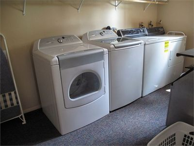 Large and Small Capacity Washers and Dryers and Professional Ice Maker